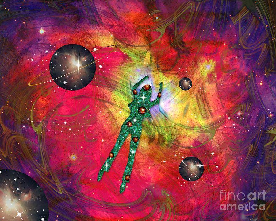 Synchronicity by Diamante Lavendar
