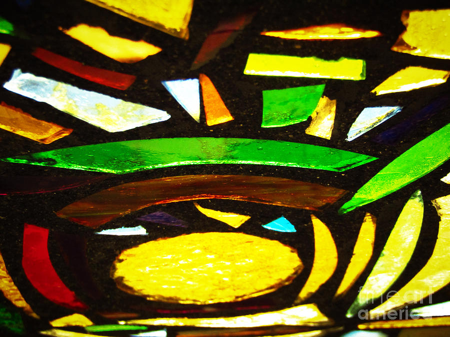 Tabernacle Baptist Church Stained Glass VIII by Robert Knight