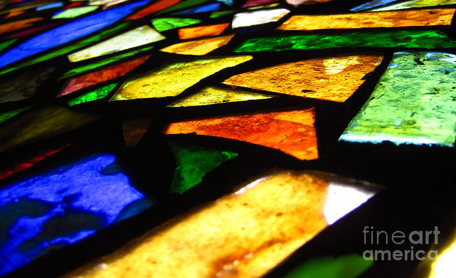 Tabernacle Baptist Church Stained Glass XIII by Robert Knight
