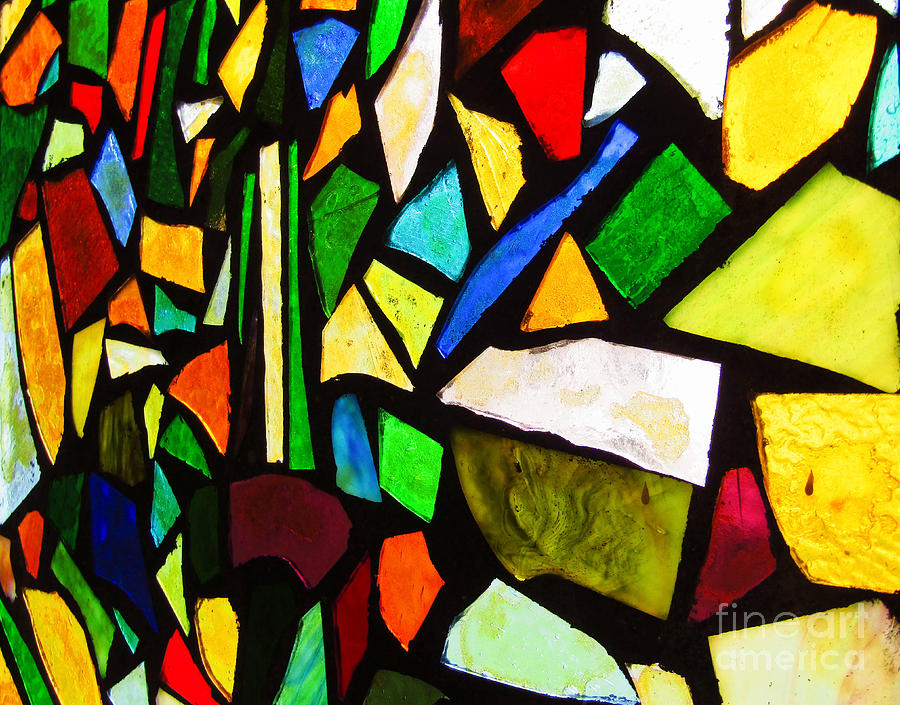 Tabernacle Baptist Church Stained Glass XIV  by Robert Knight