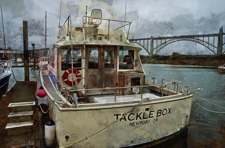 Tackle Box by Thom Zehrfeld