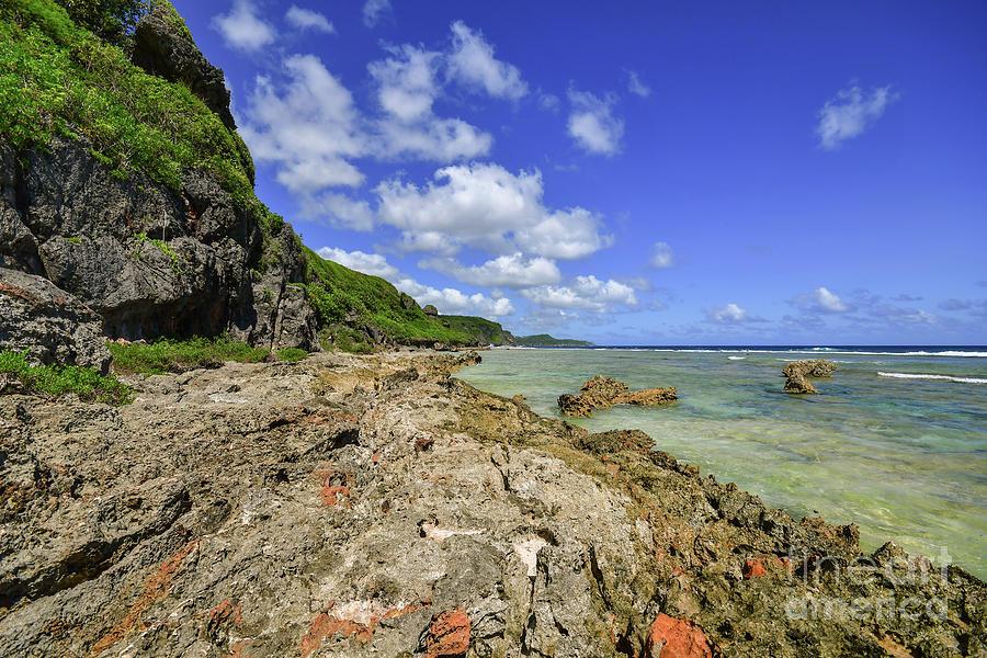 Tagachang Beach by Steven Liveoak