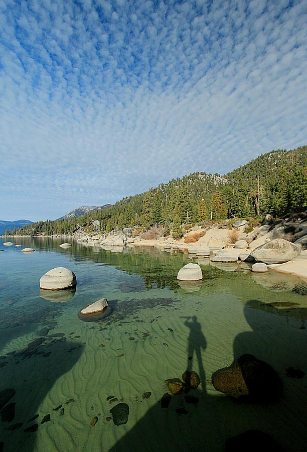 Tahoe Soul ...Become One With Nature by Sean Sarsfield