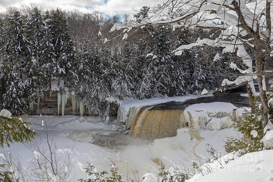 Tahquamenon Falls Photograph