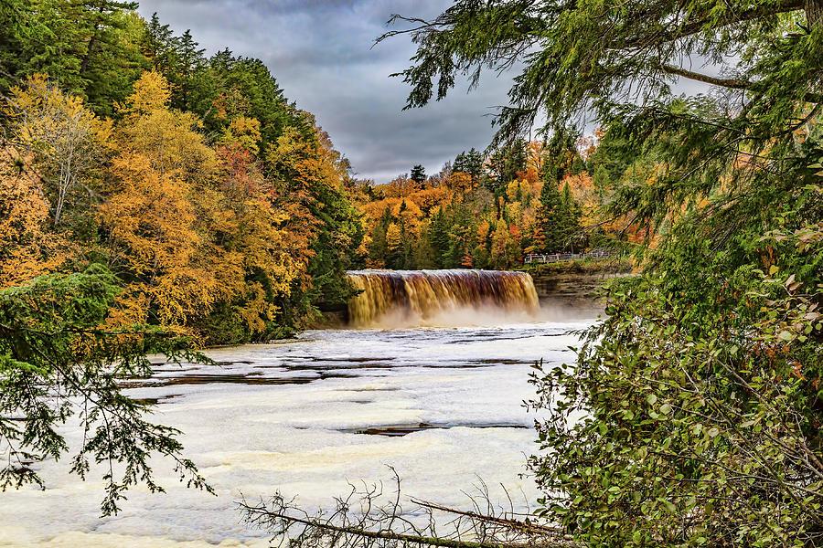 Tahquamenon Falls by Joe Holley