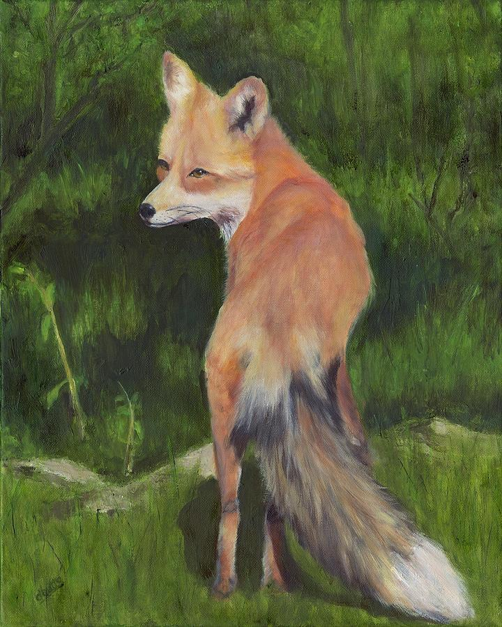 Tail of the Fox by Deborah Butts