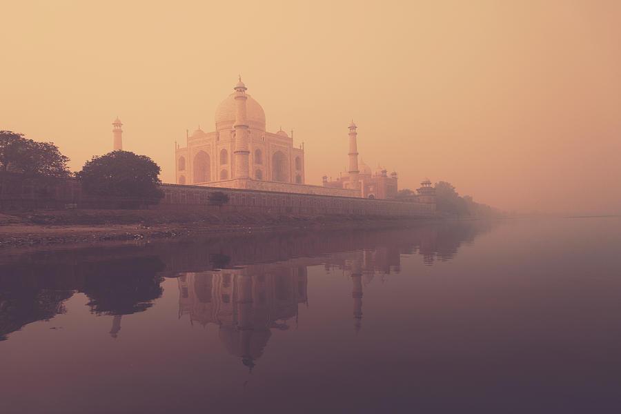 Taj Mahal by Mahesh Balasubramanian