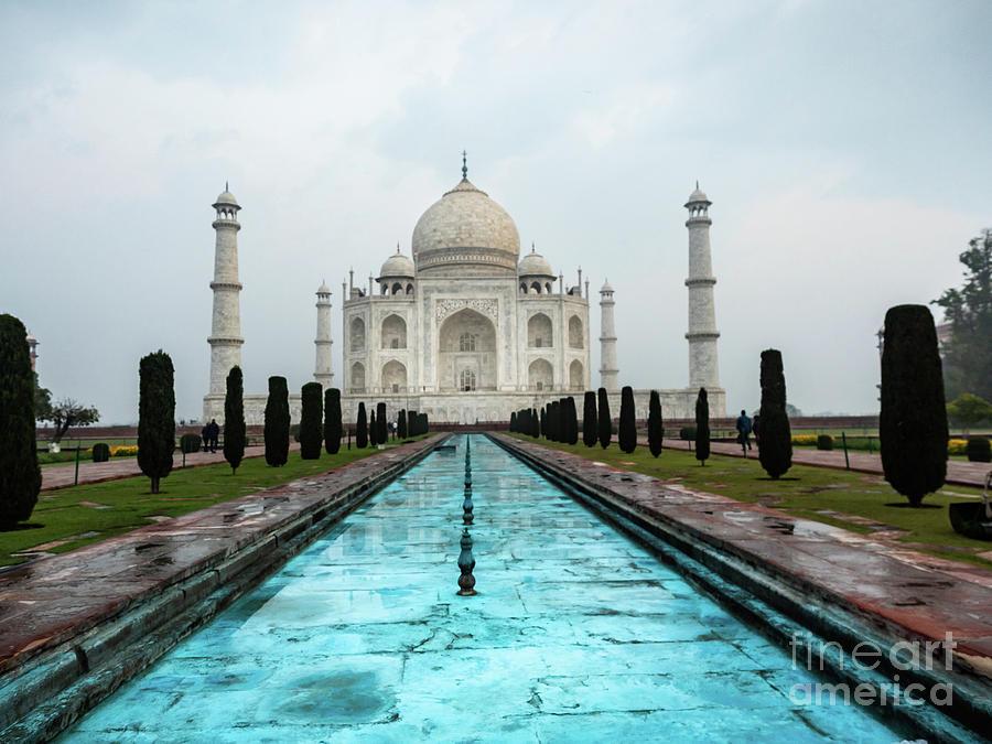 Taj Mahal by Robin Zygelman