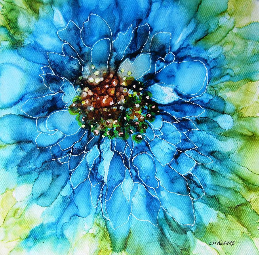Take Two Blue by Louise Adams