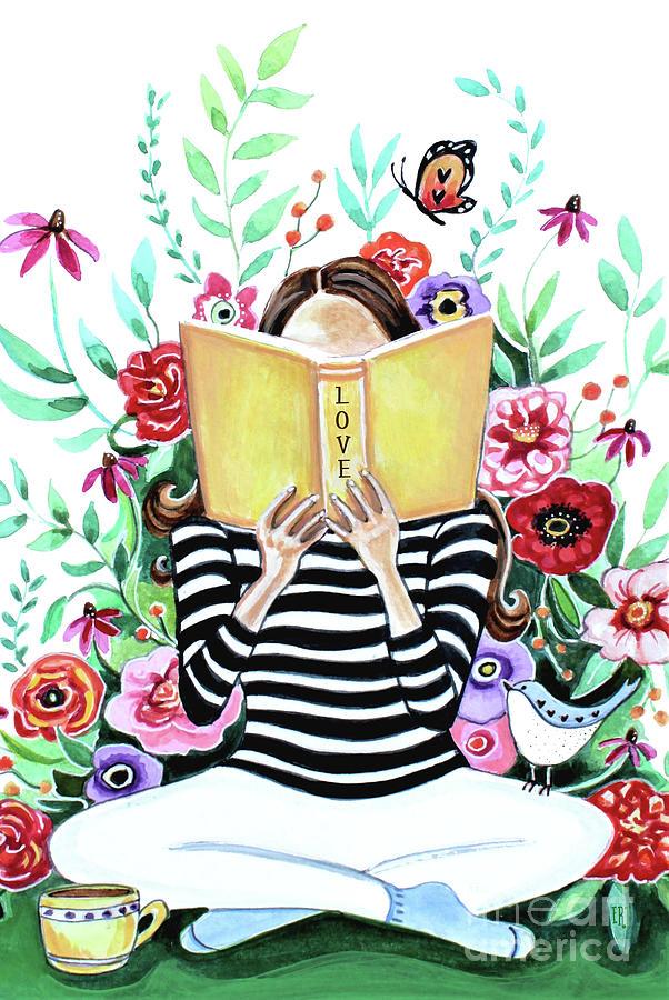 She Finally Found Her Story by Elizabeth Robinette Tyndall