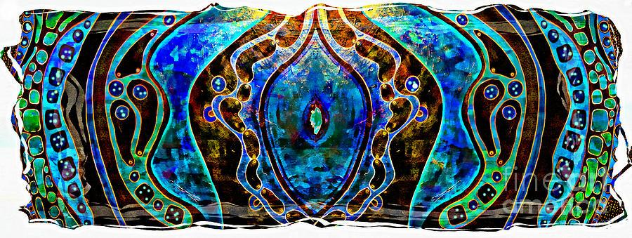 Talismanic Turquoise by Jolanta Anna Karolska