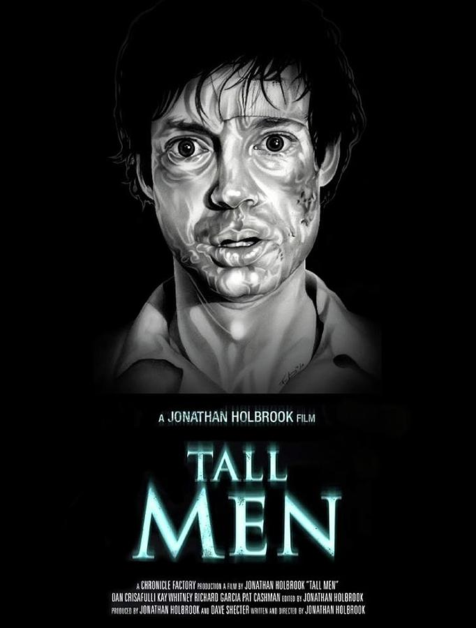TALL MEN Customer 52 by Fred Larucci