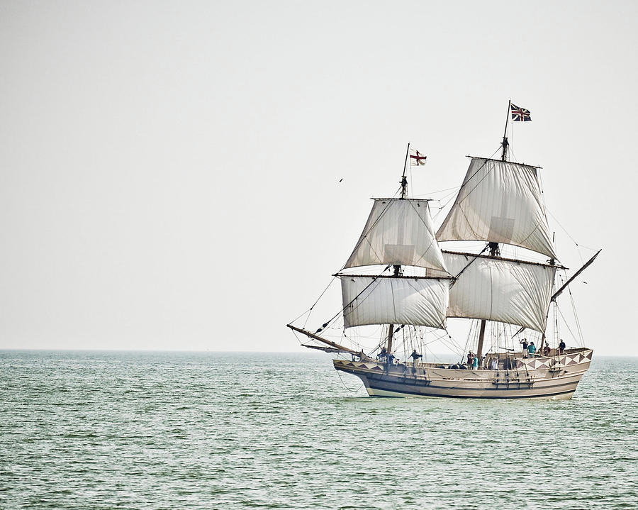 Tall Ship by Dan Urban