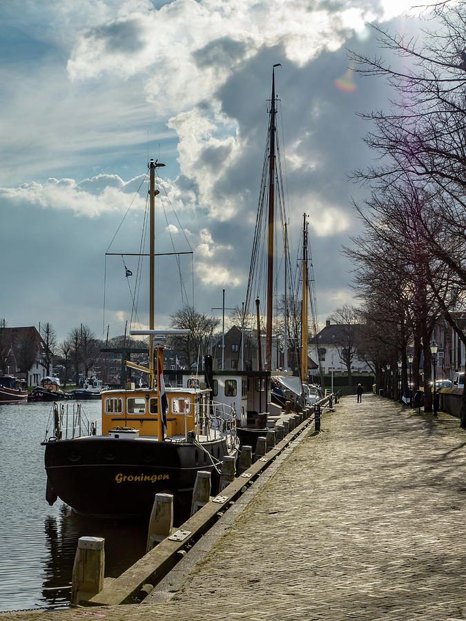 Holland Photograph - Tall Ships by Framing Places