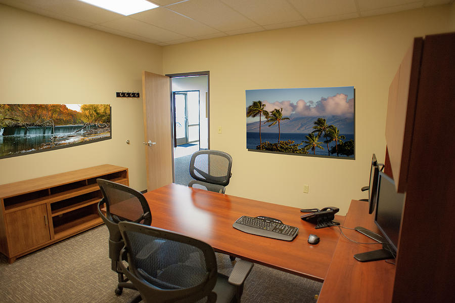 Tamara Office East Wall by Jeff Phillippi
