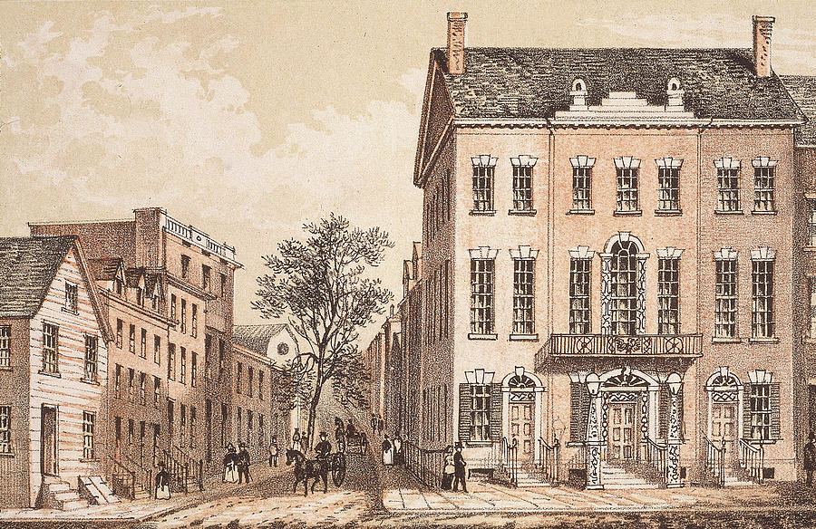 Tammany Hall Photograph by Archive Photos