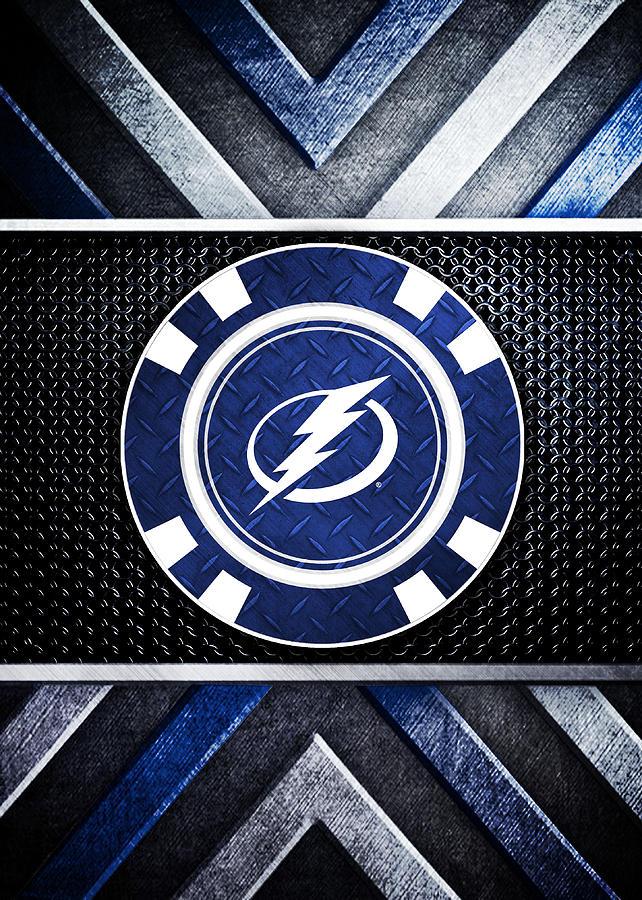 Tampa Bay Lightning Logo Art 1