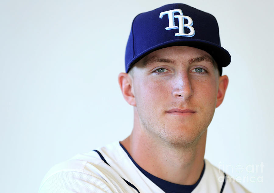 Tampa Bay Rays Photo Day Photograph by Mike Ehrmann