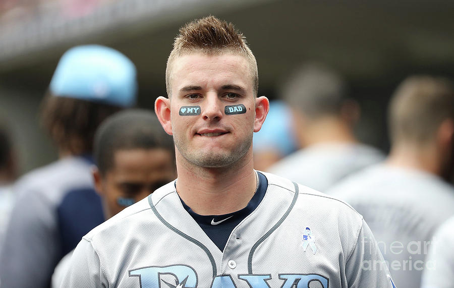 Tampa Bay Rays V Detroit Tigers Photograph by Leon Halip