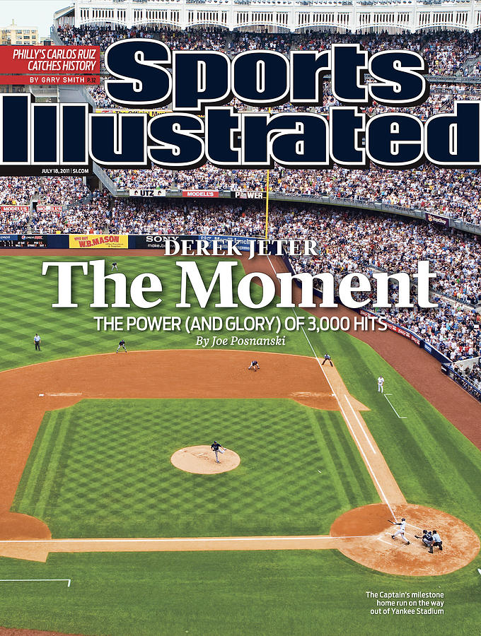 Tampa Bay Rays V New York Yankees Sports Illustrated Cover Photograph by Sports Illustrated