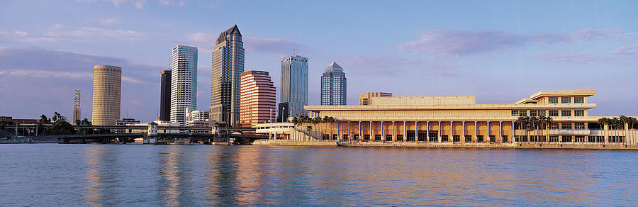 Tampa, Florida Photograph by Jeremy Woodhouse
