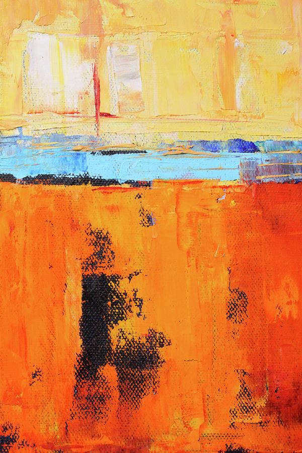 Tangerine Summer by Nancy Merkle