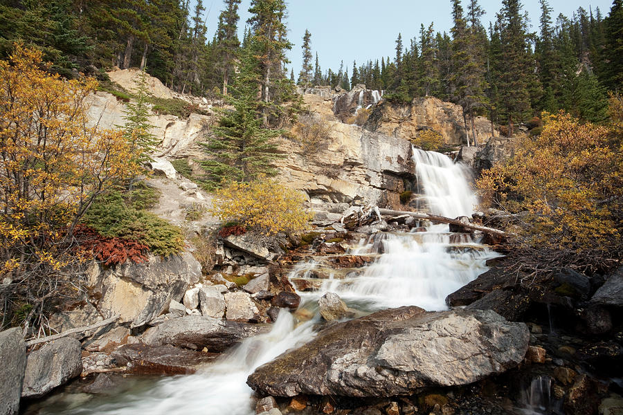 Tangle Falls Photograph by Mysticenergy