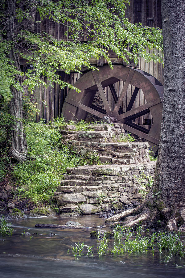 Tanny Hill Grist Mill by Rick Cooper