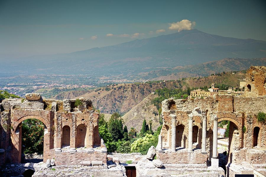 Taormino, Sicily, Italy Photograph by Design Pics / Patrick Swan