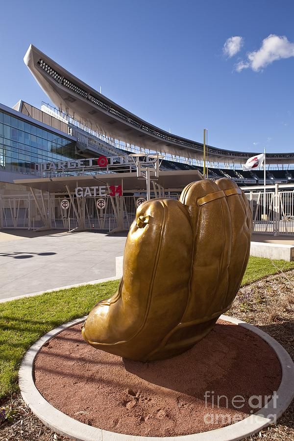 Target Field Previews Photograph by Wayne Kryduba