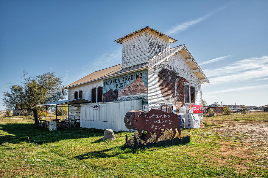 Tatanka Trading Post by Jim Thompson