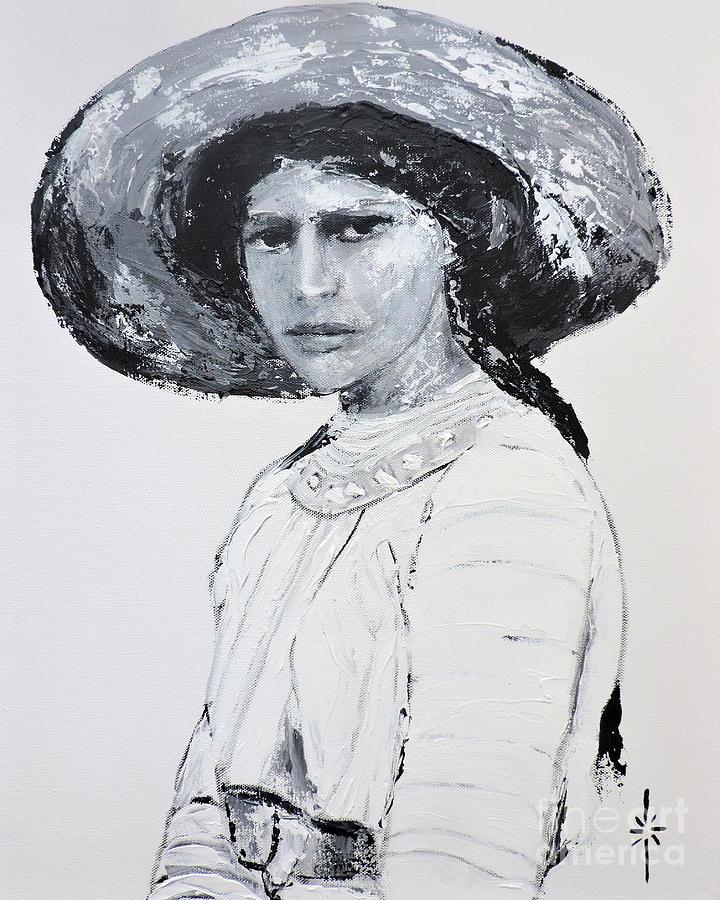 Tatiana by Jodie Marie Anne Richardson Traugott          aka jm-ART