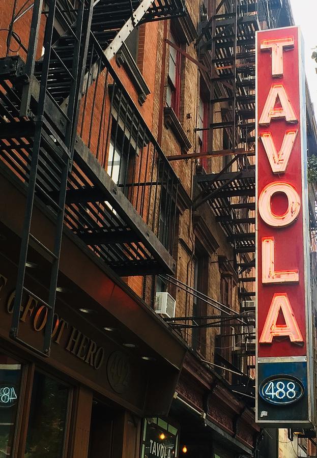 Tavola Restaurant Nyc