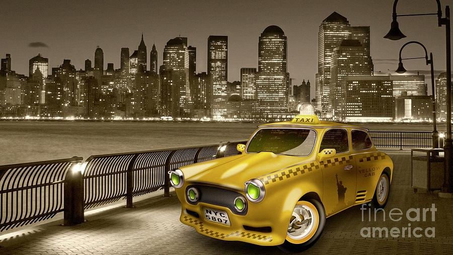 New York City or Bust  by EliteBrands Co
