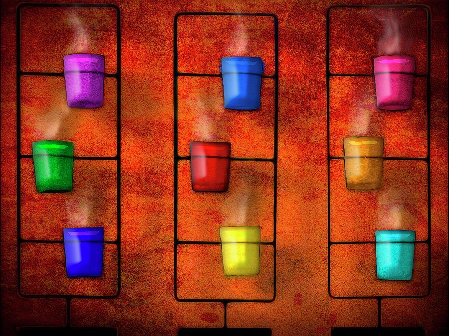 Tazas De Fuego by Paul Wear