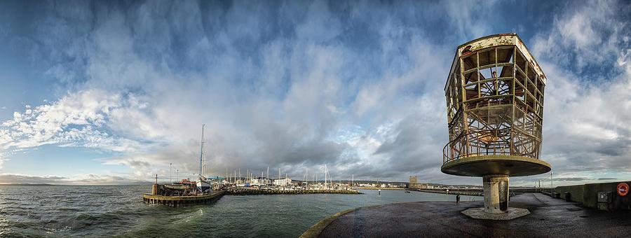 Carrickfergus Harbour 2 by Nigel R Bell