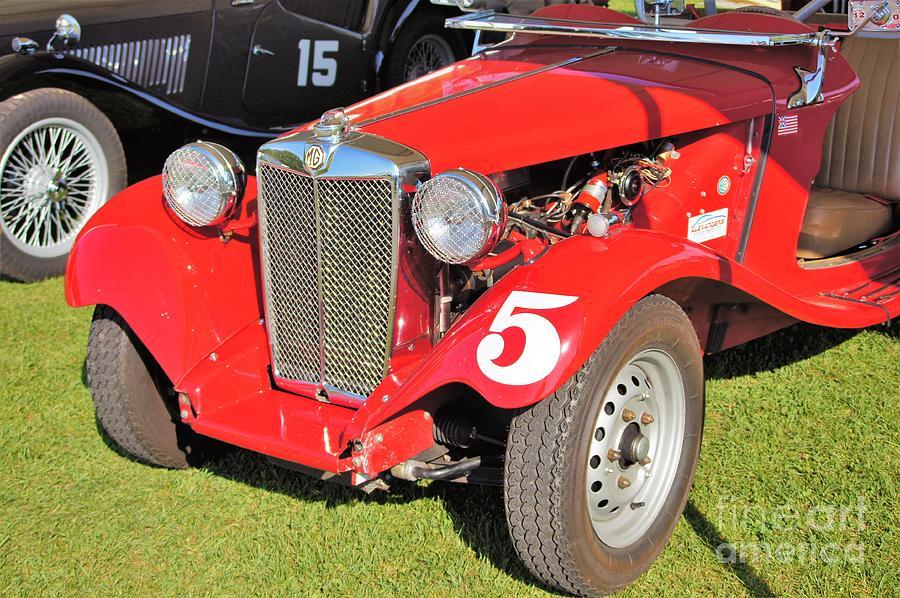 TD Racer by Neil Zimmerman