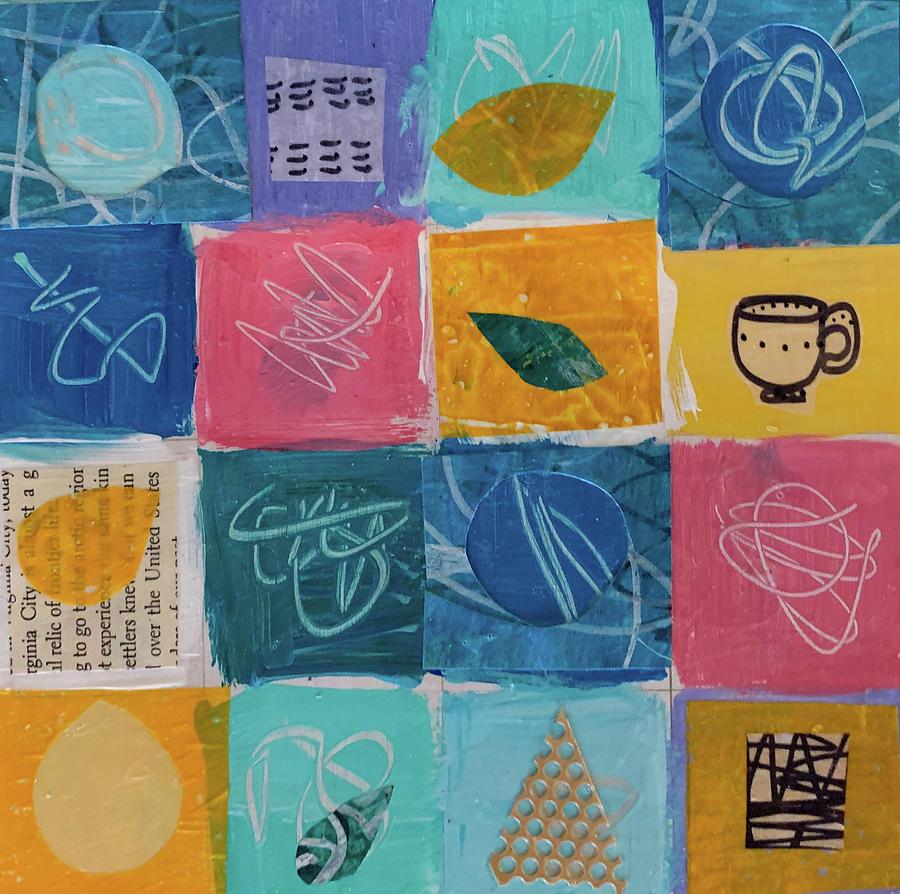 Tea Box One by Paper Jewels By Julia Malakoff