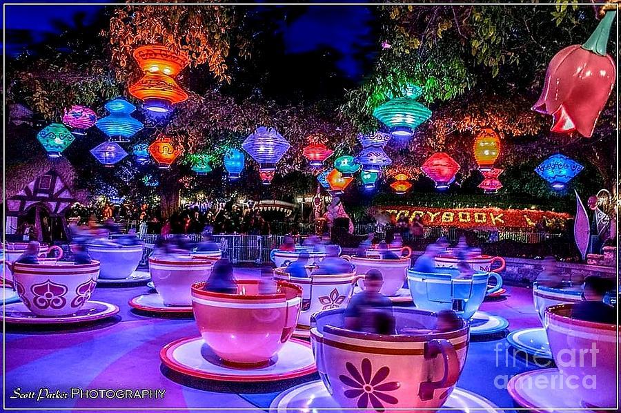 Tea Party by Scott Parker