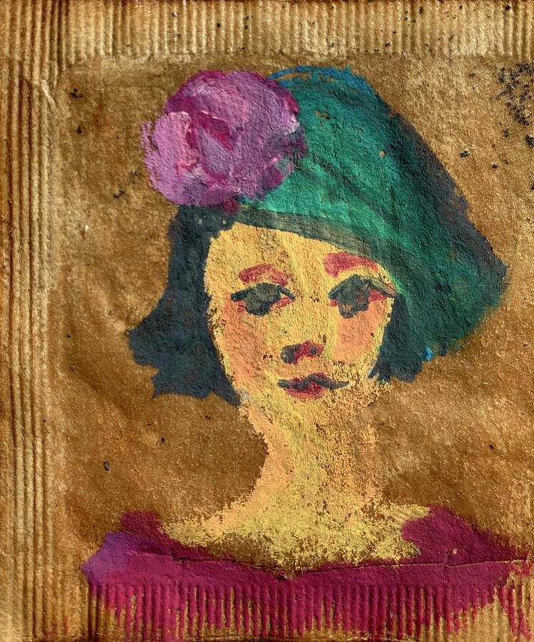 Teatime by Mary Jane Mulholland