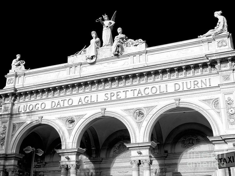 Teatro Arena del Sole in Bologna by John Rizzuto