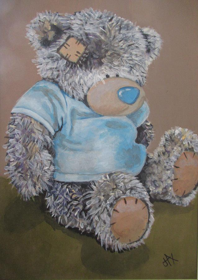 Teddy by Jacqui Simpson