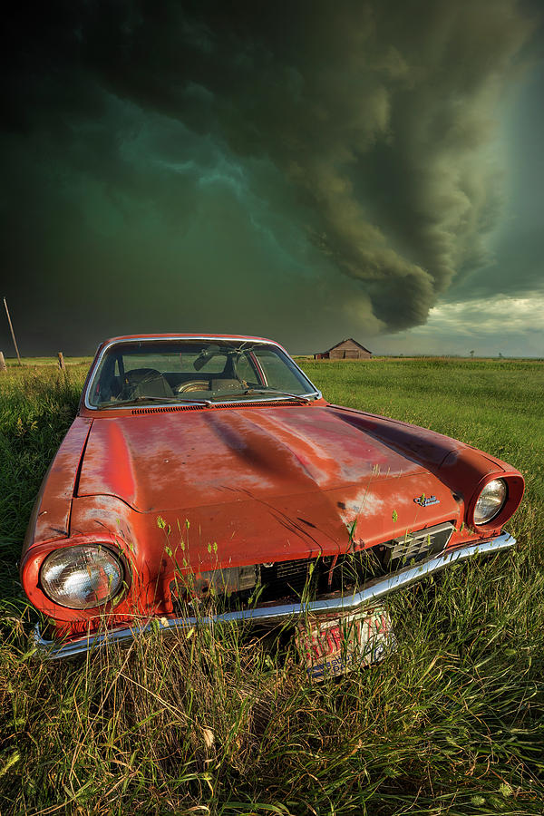 Tempest Photograph - Tempest  by Aaron J Groen