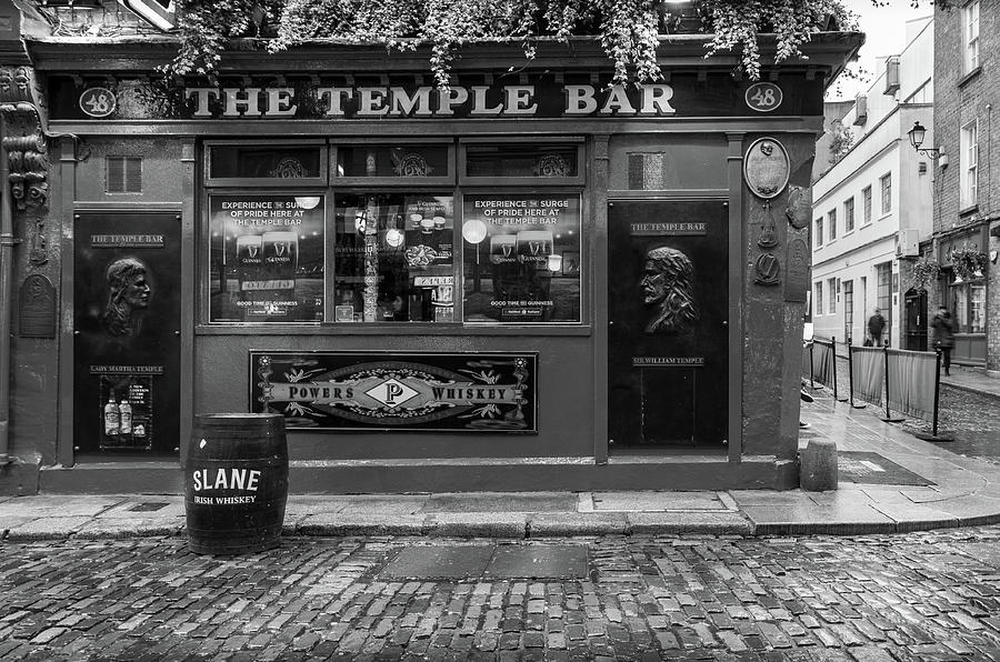 Temple Bar Dublin by Georgia Fowler