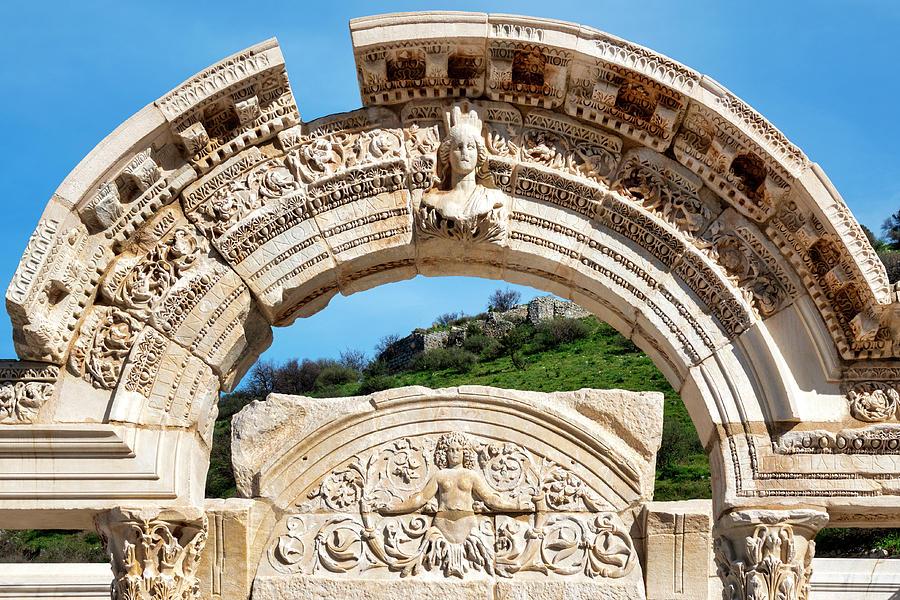 Temple of Adrian by Fabrizio Troiani