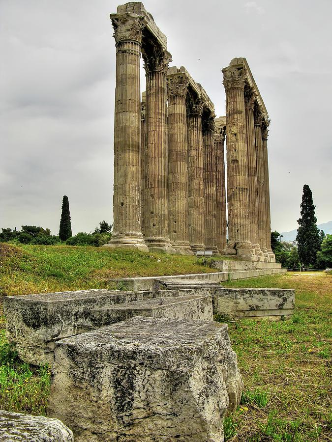 Temple Ruins by Doug Matthews