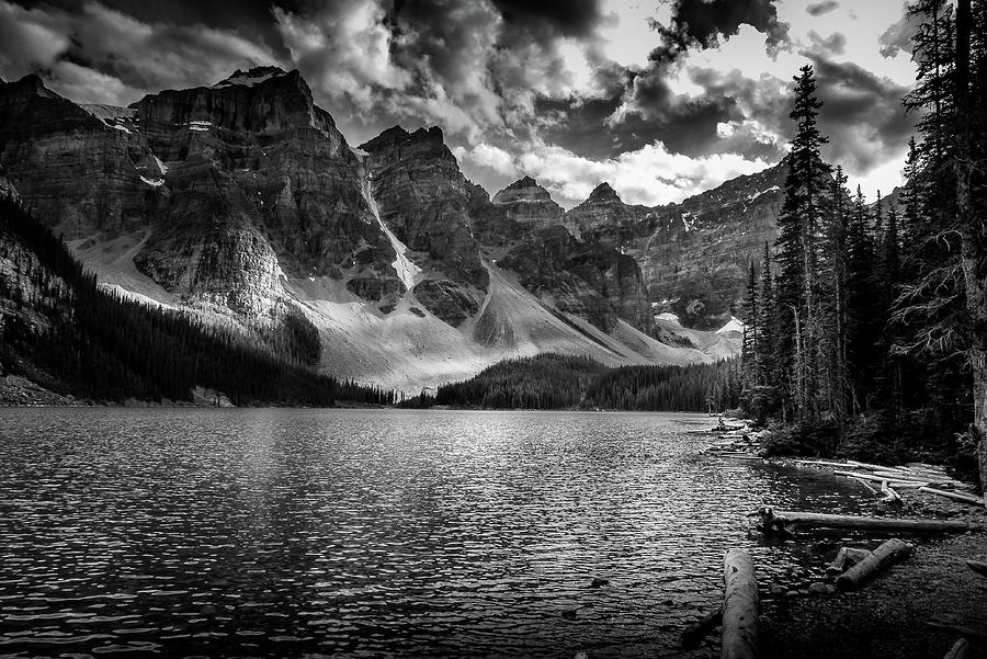 Ten Peaks BC by Dean Ginther