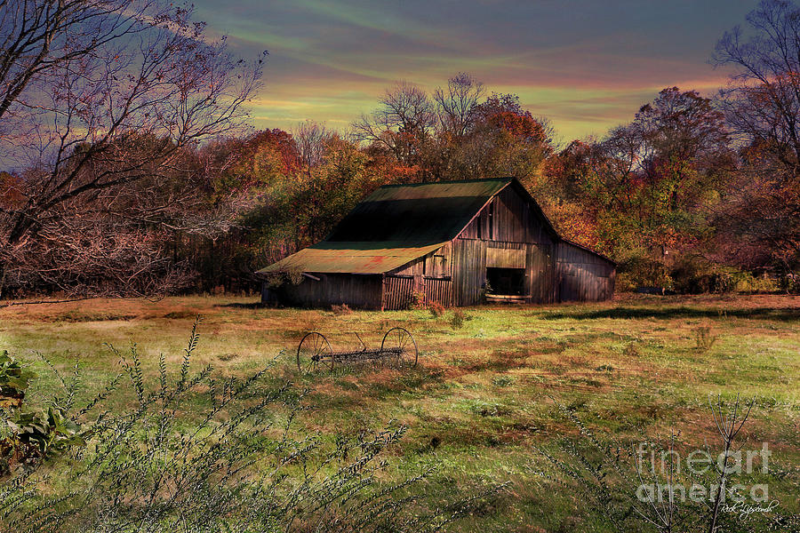Tennessee Barnlife by Rick Lipscomb