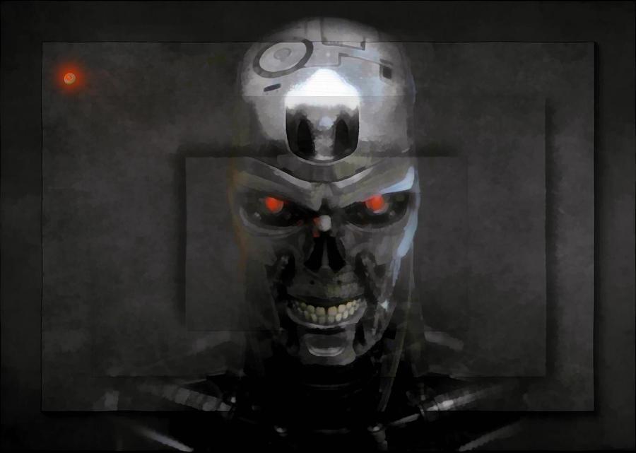 Terminator Communion by Mario Carini