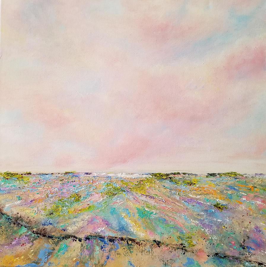 Terrain Tapestry by Judith Rhue